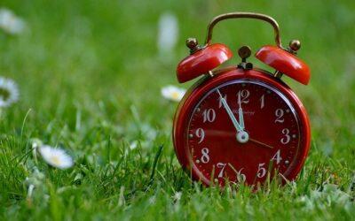 Czas darowany niejest czasem straconym