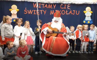 Prezent dla św.Mikołaja