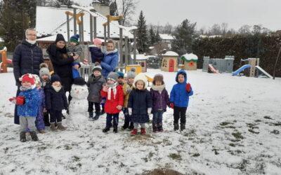 Wielka radość – jest śnieg!