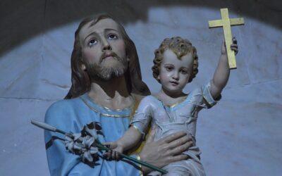 Triduum przedUroczystością św.Józefa