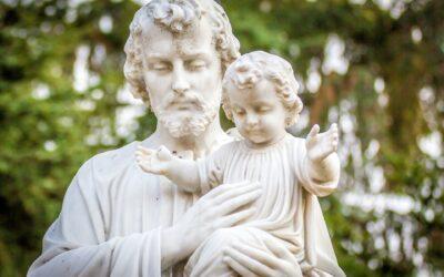 Św. Józef wzorem męskiego serca