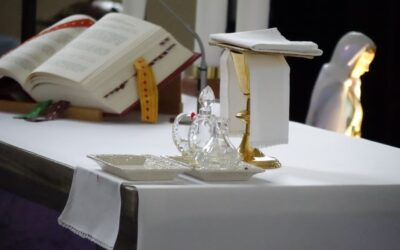 Rola Eucharystii wcodziennym wychowaniu
