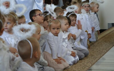 Podopieką Aniołów Stróżów